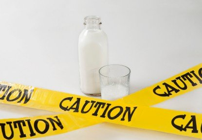 caution-milk